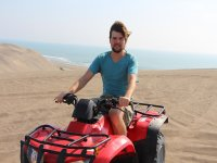 ATVs on the beach