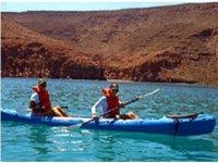 Kayak para dos