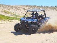 Ruta en RZR en desierto de Los Cabos 4 horas