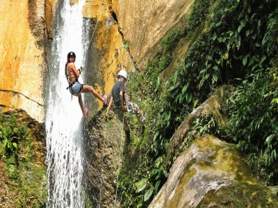 Horseback riding and rappelling in Xico with lodging 2 days