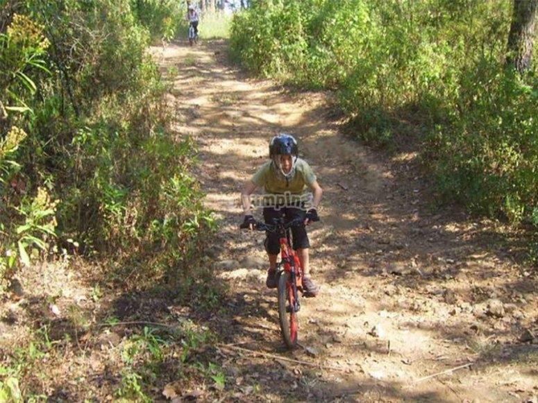 conoce nuestra ruta para hacer ciclismo de montaña