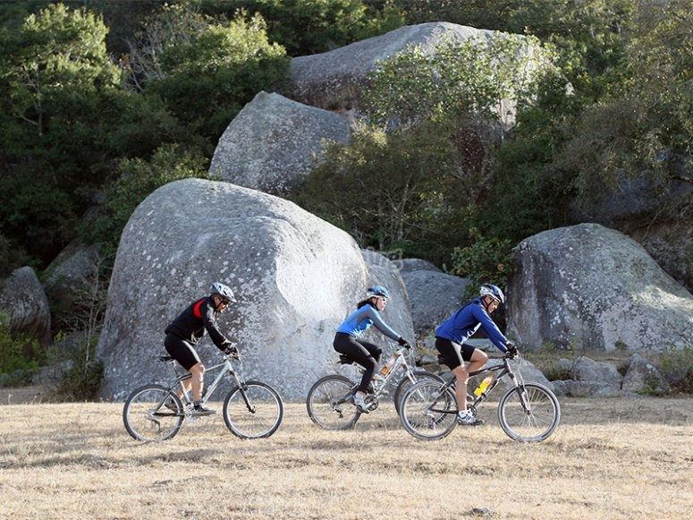Aprende las bases y técnicas para la practica de bicicleta de montaña