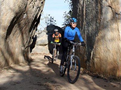 Ruta de ciclismo a San Luis Potosí principiantes