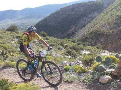 Ruta de ciclismo a San Luis Potosí avanzados