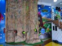 El muro escalador