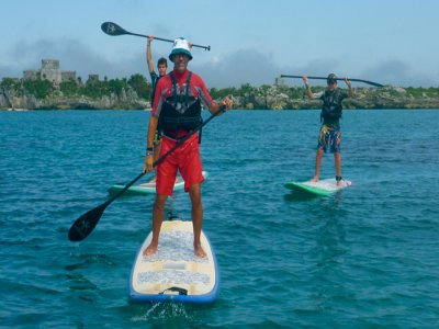Extreme Control Paddle Surf