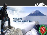 Guías de México Aventura Espeleología