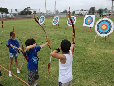 Archery classes for children 1.5 hours