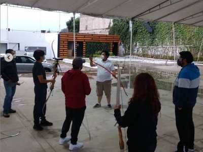 Archery classes for adults 1 hour