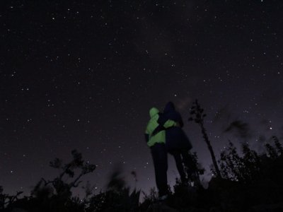 Caminata nocturna en Cadereyta con cena 2 días