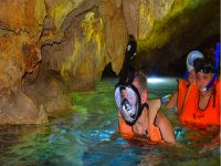 Discovering the bottom of the caverns