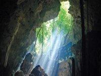 Visita las cuevas
