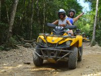 Guaranteed fun in our ATV tours