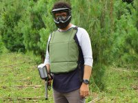 Gotcha en bosque de Tetela del Volcán 6 horas