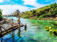 Holidays in Xcaret