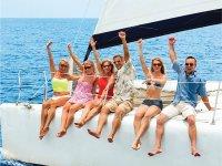 Boat trip Riviera Maya