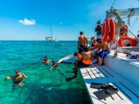 Snorkel in the Caribbean Mexican