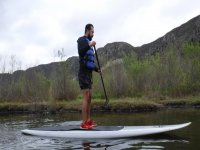 Paddle in SUP