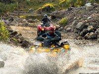 ATV route through ranch in Xico 30 minutes