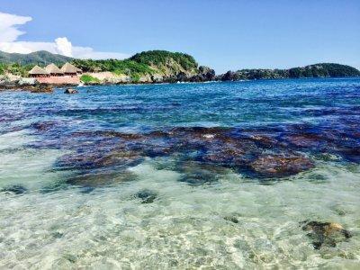 Tour en barco a Isla Ixtapa por 6 horas Niños