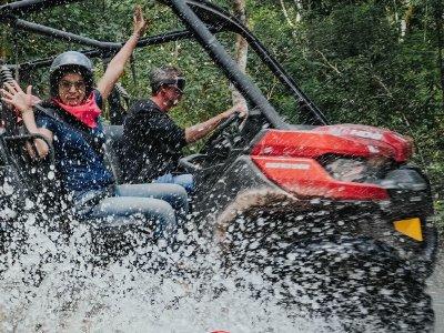 Tour en buggy por la jungla de Puerto Vallarta