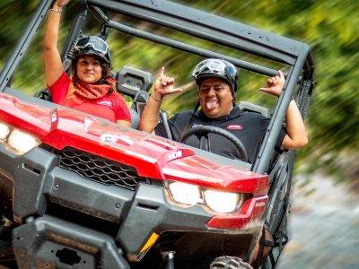 Tour en buggy por la costa de Bahía de Banderas