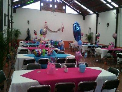Fiesta Jardin Kids Party Places En Yumping Com Mx