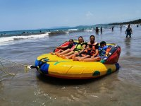 Water chair ride in Playa Linda for 30 min