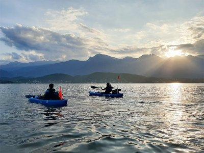 Paseo en Kayak en presa La Boca 3 horas