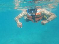 Snorkeling in Baja California Sur