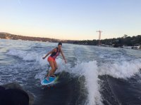 Take advantage of the waves