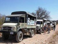 Ecoturismo en jeep