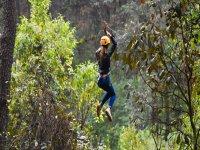 Deslízate por el bosque de Valle de Bravo