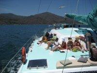 Relax en el mar
