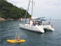 Snorkel y diversion