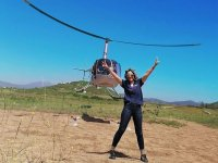 Helicopter Flight through Valle de Guadalupe 30 min