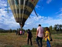 Come as a family to live an incredible balloon ride