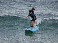 Surfeando en  San José del Cabo