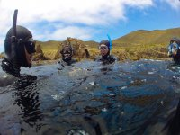 Snorkel in Arbolitos Cove with equipment included 2 h