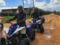 ATV Route in Valle de Guadalupe 2 hours