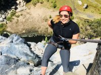 Rappel excursion to Guadalupe waterfall 4 hours