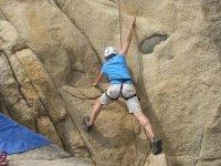 Climbing with climbing