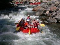 Rafting in Huatulco