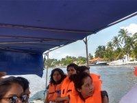 Tour Boca del Río by boat in Veracruz