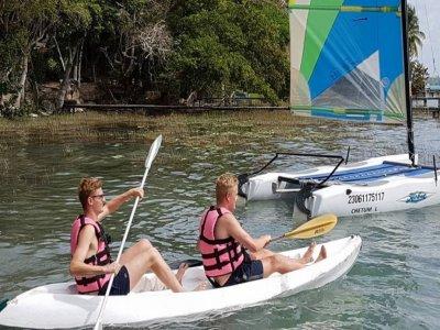 Magic Bacalar Kayaks
