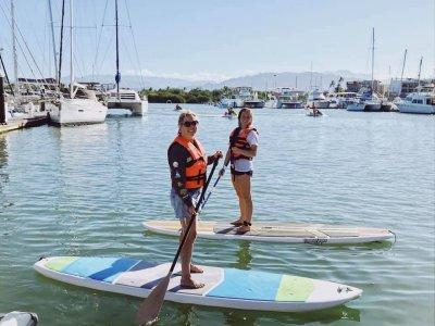 Parasailing Nuevo Vallarta Paddle Surf