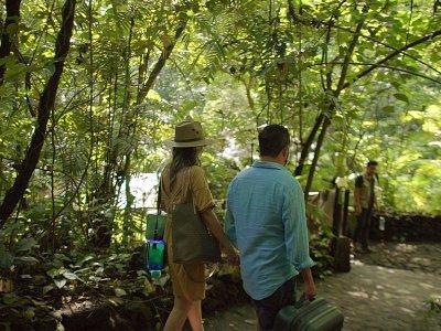 Escapada romántica y canoa a Los Tuxtlas 2 días