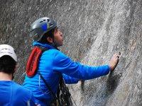 Techniques d'escalade