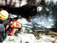 aventure canyoning