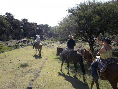 Rancho Las Cascadas Cabalgatas